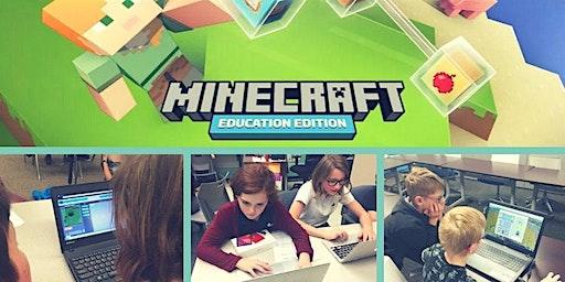 Summer Camp: Minecraft Modding: Grade 6-9: SOUTH CALGARY
