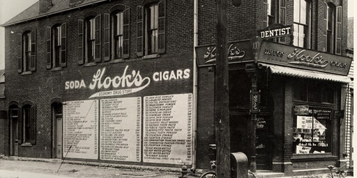 A Pictorial  History of Hook's Drugstores