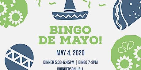 Bingo de Mayo 2020 tickets
