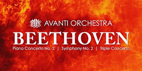 Avanti Orchestra   Beethoven tickets