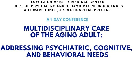 MULTIDISCIPLINARY CARE OF THE AGING ADULT tickets