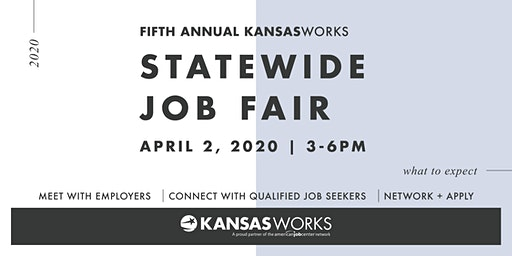 KANSASWORKS Statewide Job Fair: Salina