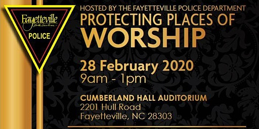 FPD- Protecting Places of Worship