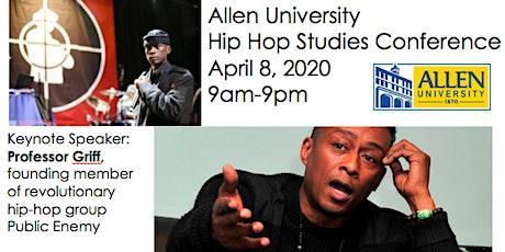 Allen University Hip Hop Studies Conference 2020 tickets