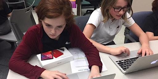 Summer Camp: Introduction to Web Design: Grade 6-9: SOUTH CALGARY