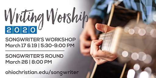 Writing Worship - Songwriter's Workshop