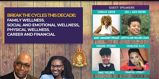 "A WHOLE YOU ENCOUNTER  ""WELLNESS SEMINAR"""