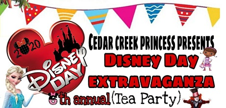 6th annual Disney Day Extravaganza (Tea Party) tickets