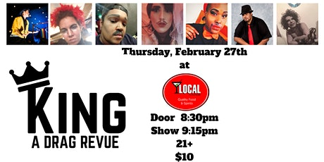 February 2020-KING tickets