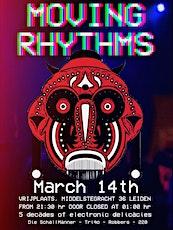 Moving Rhythms tickets