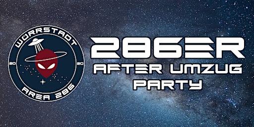 286er After Umzug Party