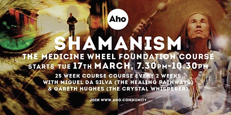 Shamanism & the Medicine Wheel Foundation Course tickets