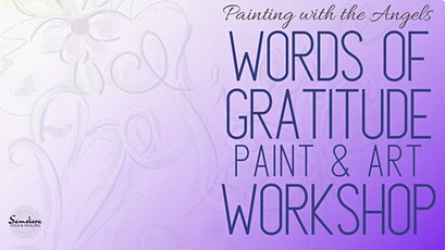 Words of Gratitude Paint & Art Workshop at Samskara Yoga tickets
