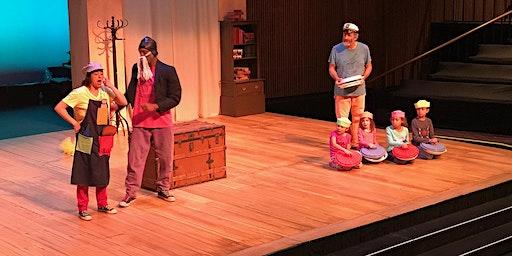 Free Saturday Family Theatre