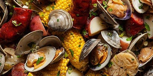 Ultimate Seafood Boil - Deck Party