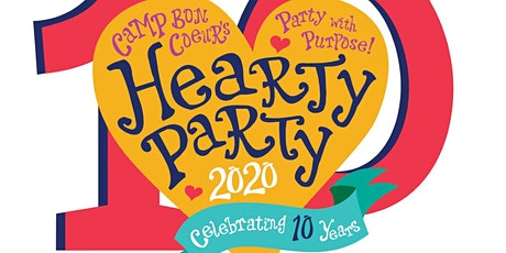 """10th Annual Hearty Party- it still """"ain't your mama's gala""""  tickets"""