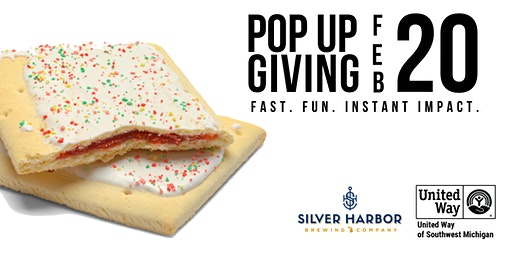 Pop Up Giving #5