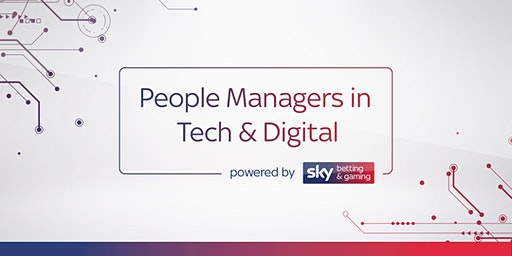 People Managers in Tech and Digital