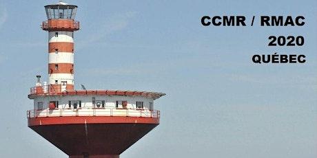 Conseil consultatif maritime régional / Regional Marine Advisory Council tickets