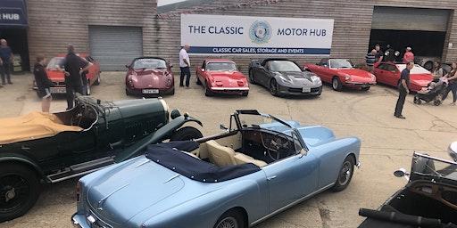 AoHE Cars & Coffee meet in aid of the Doddie Weir MND Foundation