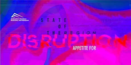 RTRP's 2020 State of the Region: Appetite for Disruption tickets