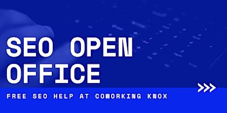 SEO Help - Open Office Hours tickets