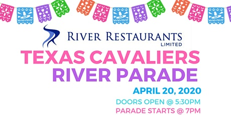2020 Cavalier River Parade, Cafe Ole-Michelino's tickets