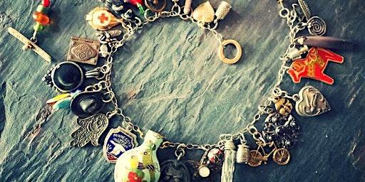 Talisman Jewelry Workshops with artist Lisa Vetter