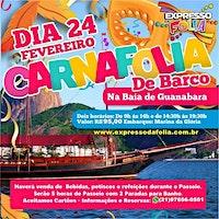 CarnaFolia na Baia de Guanabara