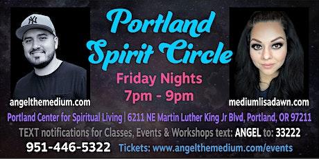 Portland Meditation and Psychic Development Circle with Angel The Medium tickets