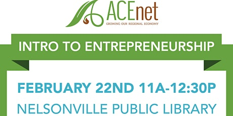 Introduction to Entrepreneurship tickets