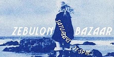 Zebulon Bazaar tickets