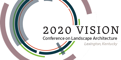 2020 ASLA Kentucky Conference on Landscape Architecture  tickets