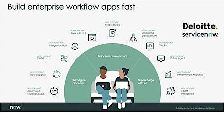 Transformando la experiencia del colaborador con Service Now entradas