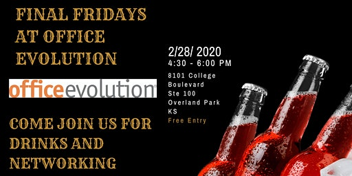 Final Fridays Networking