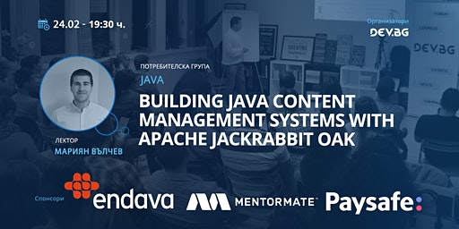 Building Java Content Management Systems with Apache Jackrabbit Oak
