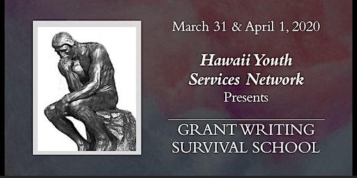Grant Writing Survival School Workshop