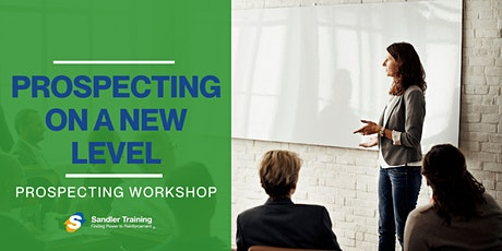 Prospecting Workshop tickets