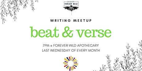 Beat & Verse tickets