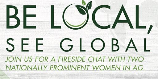 Be Local, See Global with Kristin Duncanson and Sheryl Meshke