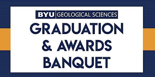 Geology Graduation & Awards Banquet