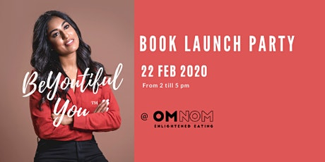 BeYoutiful You Book Launch Party tickets