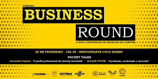 7ª BUSINESS ROUND - Vale do Pinhão