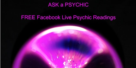 Ask A Psychic - Free Live Psychic Readings tickets