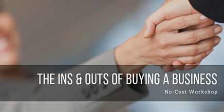 Ins & Outs of Buying a Business-San Francisco tickets