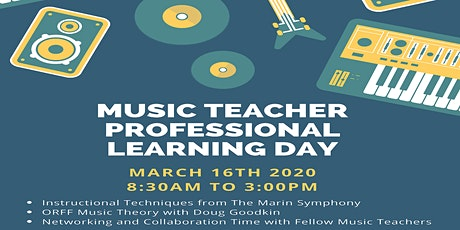 Music Network Professional Learning Day tickets