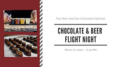 Chocolate & Beer Flight Night tickets