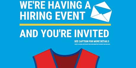Lowe's Spring Hiring Event – Waterloo, IA tickets
