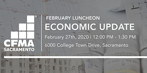 CFMA Luncheon - Economic Update