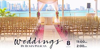 Rusty Pelican Miami Wedding Showcase